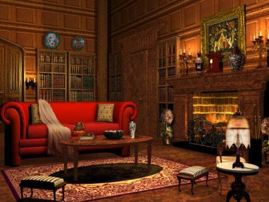 Screenshot for Haunting at Cliffhouse 1