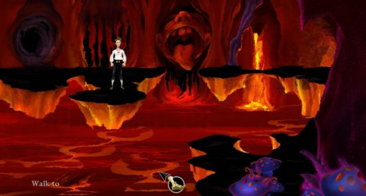 Screenshot for Secret of Monkey Island: Special Edition, The 2