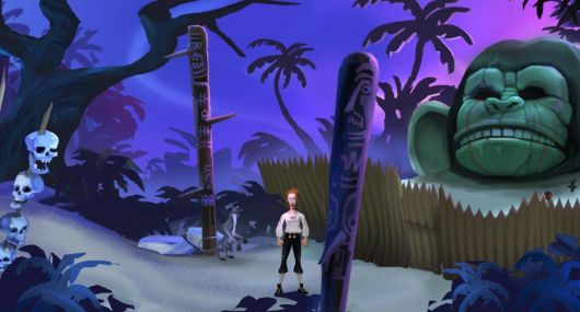 Screenshot for Secret of Monkey Island: Special Edition, The 1