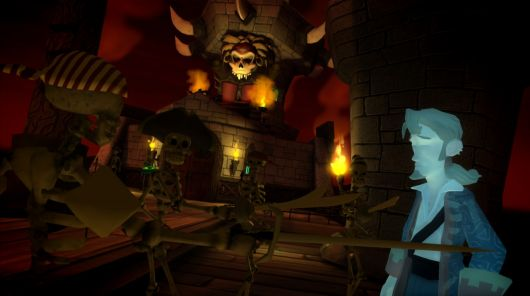 Screenshot for Tales of Monkey Island: Chapter 5 - Rise of the Pirate God 2
