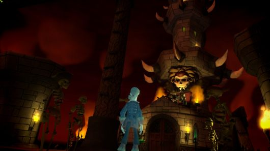 Screenshot for Tales of Monkey Island: Chapter 5 - Rise of the Pirate God 1