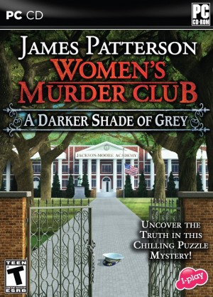 Women's Murder Club: A Darker Shade of Grey Box Cover