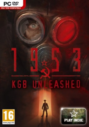 1953: KGB Unleashed Box Cover