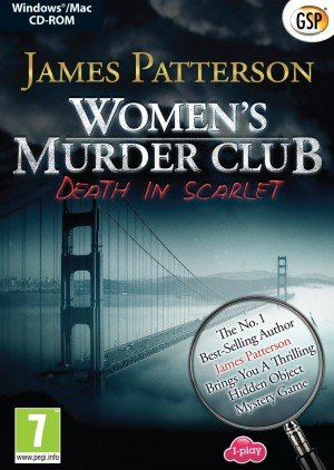 Women's Murder Club: Death in Scarlet Box Cover