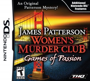 Women's Murder Club: Games of Passion Box Cover
