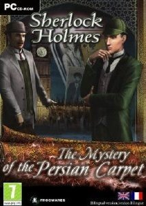 Sherlock Holmes: The Mystery of the Persian Carpet Box Cover