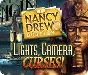 Screenshot for Nancy Drew Dossier: Lights, Camera, Curses! 1