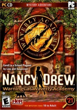 Nancy Drew: Warnings at Waverly Academy Box Cover