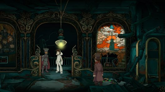 Screenshot for Deponia 5