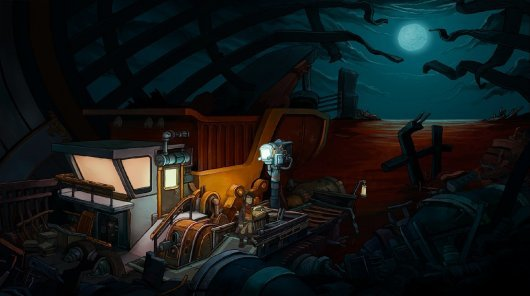 Screenshot for Deponia 2