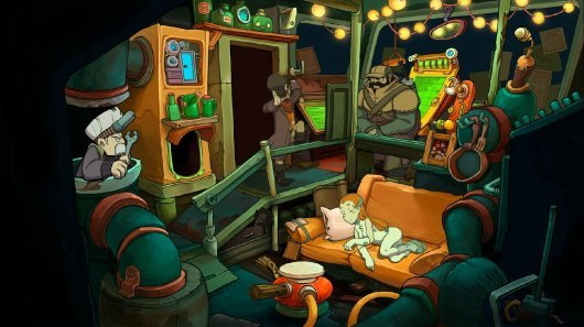 Screenshot for Deponia 1