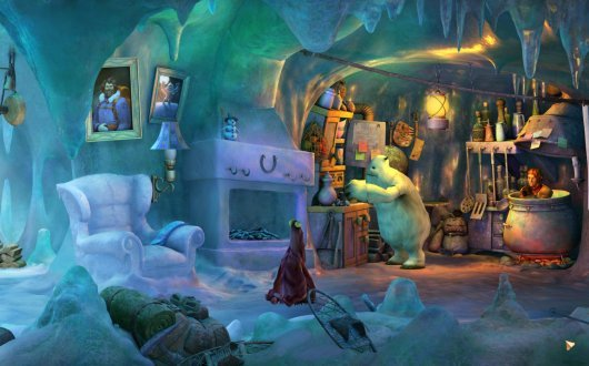 Screenshot for Book of Unwritten Tales: The Critter Chronicles, The 1