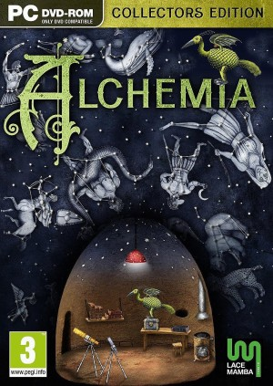 Alchemia Box Cover