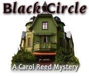 Black Circle: A Carol Reed Mystery Box Cover