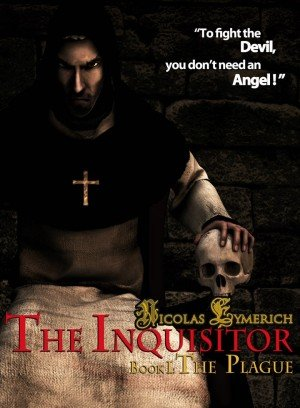 Nicolas Eymerich The Inquisitor: Book I - The Plague Box Cover