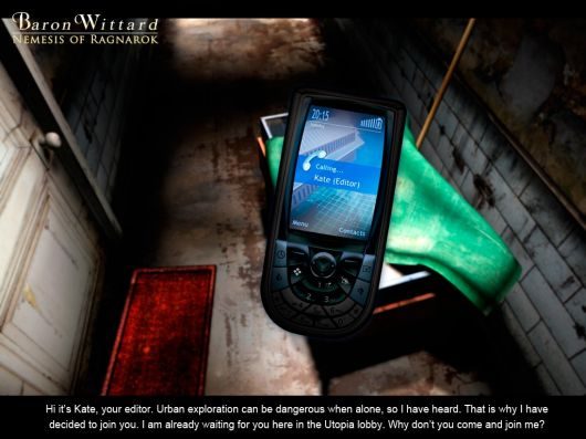Screenshot for Baron Wittard: Nemesis of Ragnarok 3