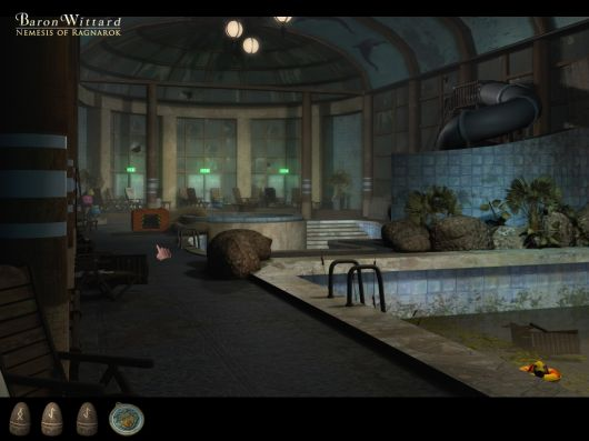 Screenshot for Baron Wittard: Nemesis of Ragnarok 1