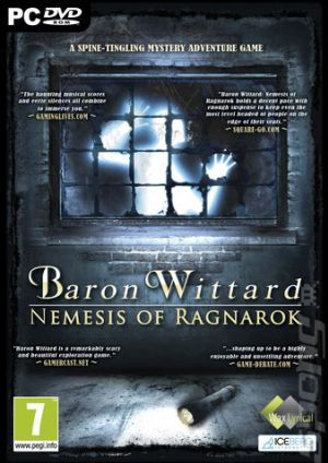 Baron Wittard: Nemesis of Ragnarok Box Cover
