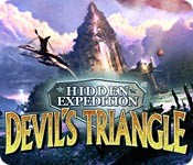 Hidden Expedition: Devil's Triangle Box Cover