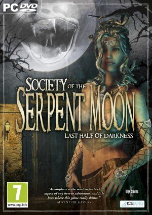 Last Half of Darkness: Society of the Serpent Moon Box Cover