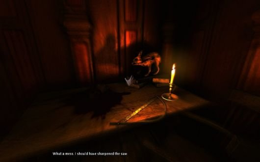 Screenshot for Amnesia: The Dark Descent 2