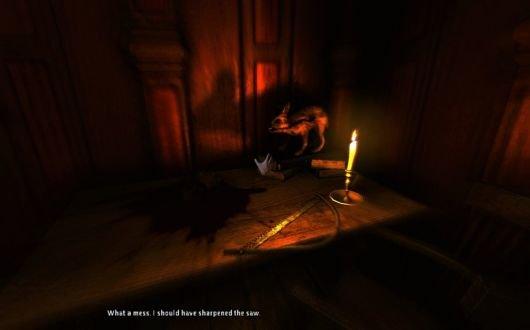 Screenshot for Amnesia: The Dark Descent 2