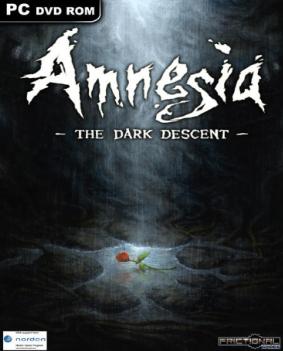 Amnesia: The Dark Descent Box Cover