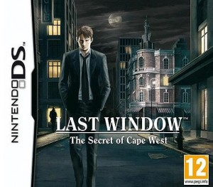 Last Window: The Secret of Cape West Box Cover