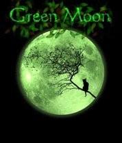 Green Moon Box Cover