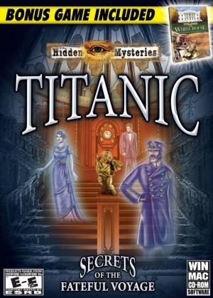 Hidden Mysteries: Titanic - Secrets of the Fateful Voyage Box Cover