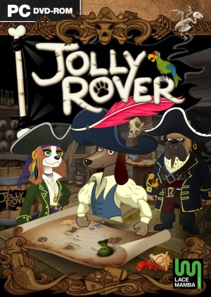 Jolly Rover Box Cover