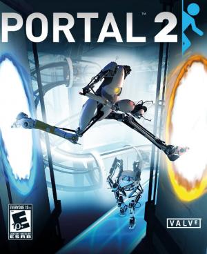 Portal 2 Box Cover