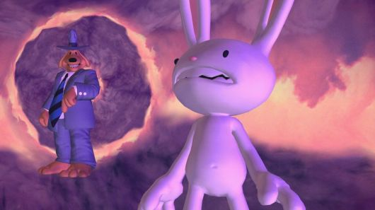 Screenshot for Sam & Max: The Devil