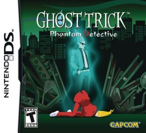 Ghost Trick: Phantom Detective Box Cover