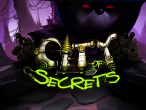 City of Secrets Box Cover