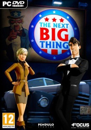 The Next BIG Thing Box Cover