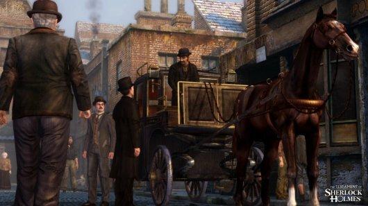 Screenshot for Testament of Sherlock Holmes, The 1