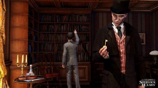 Screenshot for Testament of Sherlock Holmes, The 4