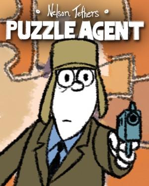 Puzzle Agent Box Cover