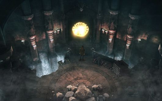 Screenshot for Black Mirror III 3
