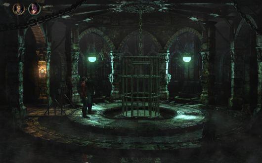 Screenshot for Black Mirror III 2