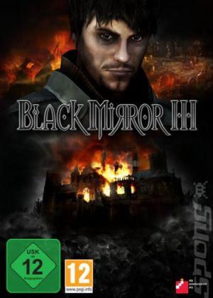 Black Mirror III Box Cover