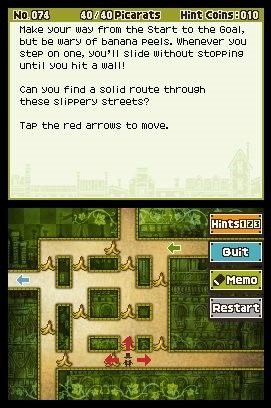 Screenshot for Professor Layton and the Unwound Future 2