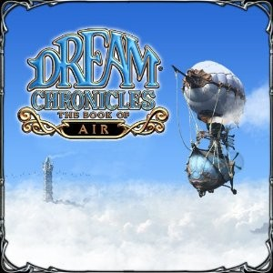 Dream Chronicles: The Book of Air Box Cover
