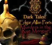 Dark Tales: Edgar Allan Poe's Murders in the Rue Morgue Box Cover