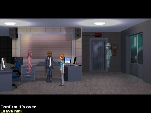 Screenshot for Blackwell Deception, The 2