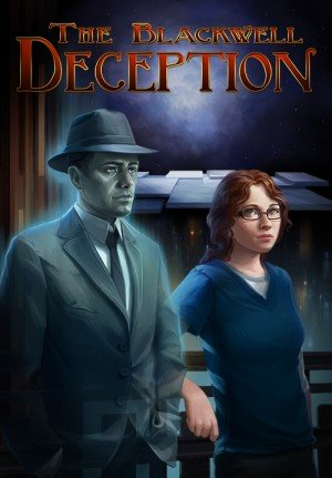 The Blackwell Deception Box Cover
