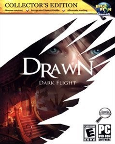 Drawn: Dark Flight Box Cover