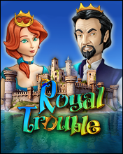 Royal Trouble Box Cover