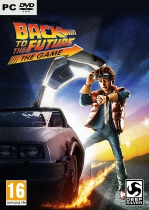Back to the Future: Episode 2 - Get Tannen! Box Cover